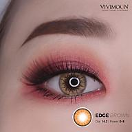 Kính áp tròng VIVIMOON Edge Brown 14.2 - 14.5mm thumbnail