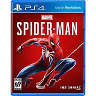 Đĩa Game PS4 Người Nhện hệ Us - Hàng Nhập Khẩu thumbnail