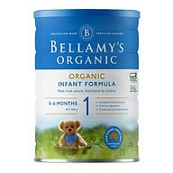 Sữa Bột Bellamy s Organic Số 1 (900g) thumbnail