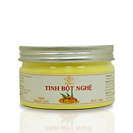 Tinh bột nghệ nguyên chất Beemo - Đắp mặt, hỗ trợ điều trị dạ dày đau bao tử, làm viên tinh nghệ mật ong thumbnail