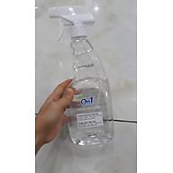 combo 4 chai dung dịch sát khuẩn nhanh on1 650ml thumbnail