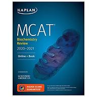 MCAT Biochemistry Review 2020-2021 Online + Book (Kaplan Test Prep) thumbnail
