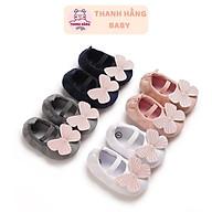 Giày Tập Đi Đế Mềm Cho Bé , Giày Trẻ Em Thanh Hằng Baby Từ 11 - 13 Cm thumbnail