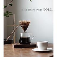 Bộ pha cà phê nhỏ giọt GOLD Holzklotz thumbnail