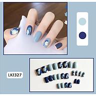 Bộ 24 móng tay giả như hình LK1327 (kèm keo) thumbnail