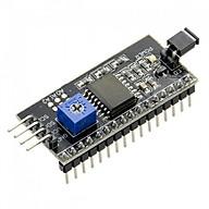 Module Chuyển Đổi I2C Cho LCD1602 và LCD2004 thumbnail