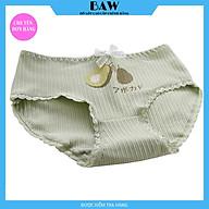 Quần Lót quả bơ cotton nữ cao cấp dễ thương đáng yêu thương hiệu BAW QLN26 thumbnail