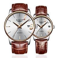 Đồng hồ đôi Kassaw K1314-6 chính hãng Thụy Sỹ thumbnail