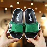Giày dép cho bé gái - dép cho bé trai quai dán siêu êm, dễ đi, dễ phối đồ WUTOOB -DB071 thumbnail