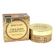 Mặt Nạ Trị Xóa Nhăn Vùng Mắt 3W Clinic Collagen Luxury Gold (90g) thumbnail