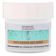 Advanced Clinicals Collagen Mask (148 ml) thumbnail