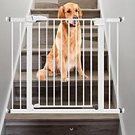 Tấm chắn cửa cho bé,rào chắn cửa, cầu thang, cửa sổ ban công trẻ em thumbnail