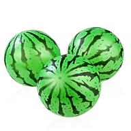 [COMBO 3 sản phẩm] Bóng hình trái dưa bơm hơi chất liệu cao su bền đẹp - Phụ kiện bơi cho bé thumbnail