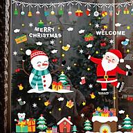 Tranh Decal Dán Kính Trang Trí Cây Thông Giáng Sinh Merry Christmas 03 thumbnail
