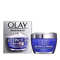Kem dưỡng da ban đêm chống lão hóa Olay Regenerist Retinol 24 MAX 48g thumbnail