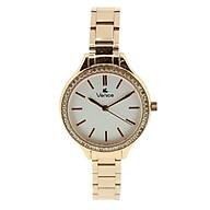 Đồng hồ đeo tay nữ hiệu Venice C2733SLXVISV thumbnail