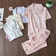 Pijama Lanh Lụa mềm mát Y07 thumbnail