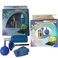 Dung dịch vệ sinh Laptop, bộ vệ sinh Laptop chuyên dụng 4 in 1 gồm nước lau màn hình cao cấp dùng cho điện thoại, laptop, máy tính, lcd Tặng Kèm Móc Khóa. thumbnail