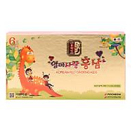 Nước Hồng Sâm Trẻ Em Pocheon Hàn Quốc (20ml X 30 Gói) thumbnail