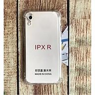 Ốp Lưng Dẻo Chống Sốc Phát Sáng Cho iPhone XR Dada (Trong Suốt) - Hàng Chính Hãng thumbnail