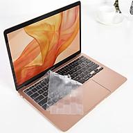 Lót phím chống bụi bẩn, chống nước, bảo vệ bàn phím Macbook Air M1, Pro M1 Lucas - Hàng Chính Hãng thumbnail
