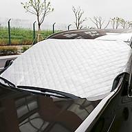 Chắn nắng kính lái 3 lớp ô tô thumbnail