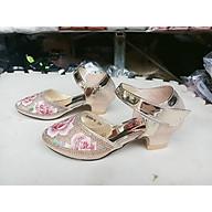 giày trẻ em cao 4 phân hoa hồng thumbnail