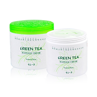 Kem Massage Trà Xanh MIRA Green Tea Massage Cream Hàn Quốc A523 (450ml) thumbnail