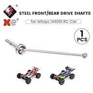 Wltoys XK 144001 Front Rear Drive Shafts Steel Shafts Replacement for Wltoys 144001 RC Buggy thumbnail