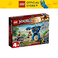 LEGO NINJAGO 71740 Chiến Giáp Sấm Sét Của Jay (106 chi tiết) thumbnail