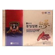 Thực Phẩm Chức Năng Hỗ Trợ Bồi Bổ Sức Khỏe Hồng Sâm Lát Chong Kun Dang Ginseng House 200g thumbnail
