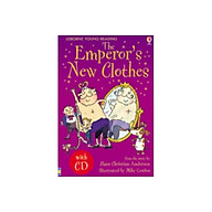 Usborne Young Reading Series One The Emperor s New Clothes + CD thumbnail