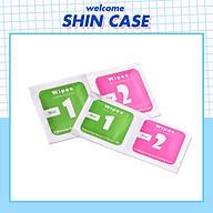 Giấy Lau 1 2 Cho Kính Cường Lực iphone 5 5s 6 6s 7 7plus 8 8plus plus x xr xs 11 12 pro max Shin Case Ốp lưng iphone thumbnail