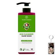 Gel Rửa Tay Khô - Diệt Khuẩn Đến 99.99% Eco Cleanser Sophia 500ml tặng kèm thêm móc khóa thumbnail