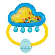 Đồ chơi xúc xắc cầm tay hình đám mây WINFUN WF000241 cho bé sơ sinh từ 0 tháng luyện tay và thị giác cho bé - BPA free thumbnail