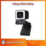 Webcam Rapoo C270L FullHD 1080p - Hàng Chính Hãng thumbnail