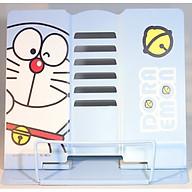 Giá kẹp sách, đỡ sách, đọc sách chống cận thị cho bé - Doraemon Xanh thumbnail