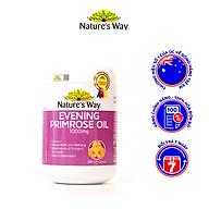 Viên Uống Hỗ Trợ Cân Bằng Nội Tiết Tố Nữ Nature s Way Evening Primrose Oil 200 Viên thumbnail