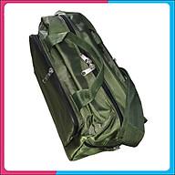 Túi đồ nghề cho thợ điện, điện lạnh 42x26x20 cm màu xanh lính thumbnail