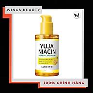 SOME BY MI - Tinh chất dưỡng Yuja Niacin Blemish Care Serum 50ml thumbnail