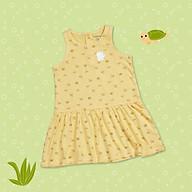 Váy xếp ly vàng CHAANG VIETNAM thumbnail