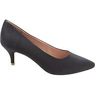 Giày Nữ Bít Mũi Tròn Gót Trụ 5cm Scala SN02-1 thumbnail