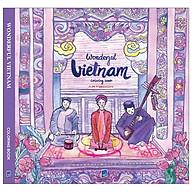 Wonderful Vietnam Coloring Book thumbnail