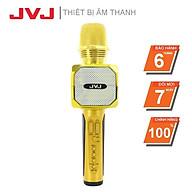 Micro không dây kèm loa Bluetooth Karaoke JVJ SD - 10 -Hàng chính hãng thumbnail