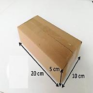 Combo 20 Hộp carton đóng hàng 20x10x5 thumbnail