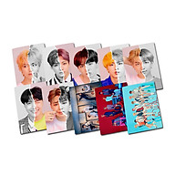 Set 10 cuốn vở BTS Loveyouself answer độc đáo thumbnail
