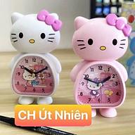 Đồng hồ báo thức để bàn nhiều hình cute ( Tặng kèm pin) thumbnail