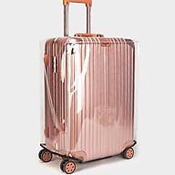 Túi trùm vali, áo bọc vali trong suốt thumbnail