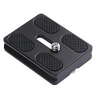 Đế kim loại gắn chân máy ảnh tripod quick plate PU-50 - Hàng nhập khẩu thumbnail