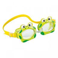 Kính bơi trẻ em 55603 xanh cho bé 3-8 tuổi thumbnail